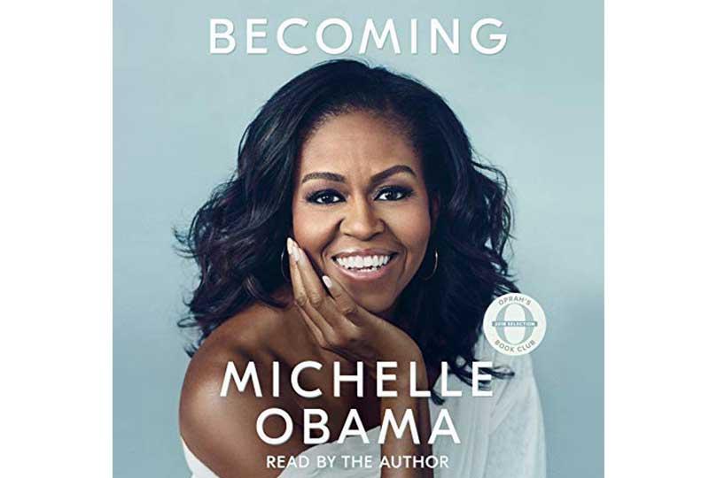 كتاب ميشيل اوباما