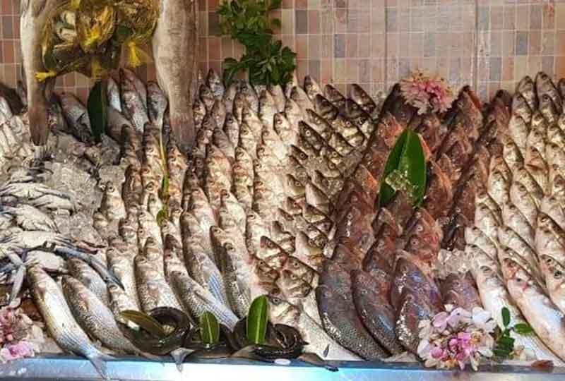 مطعم أسماك البرج
