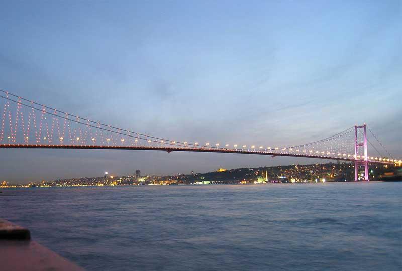 أماكن سياحية في تركيا مضيق البوسفور