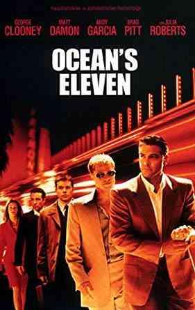 فيلم اكشن Ocean's Eleven