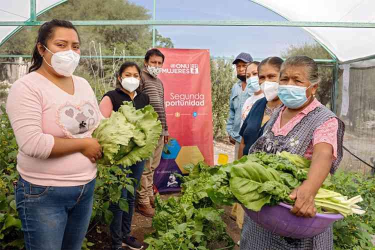 برنامج الفرصة الثانية للنساء في المكسيك