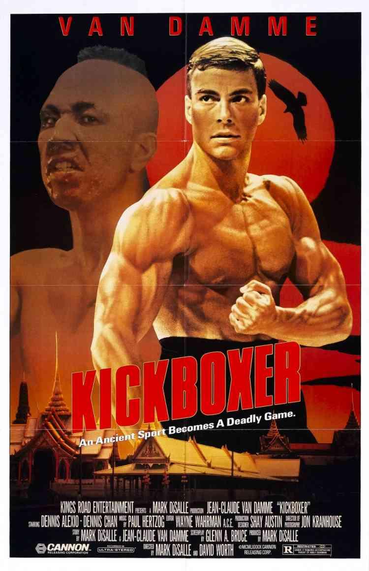 أفلام فاندام Kickboxer