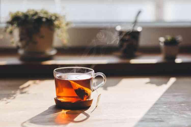 أنواع الشاي الشهيرة