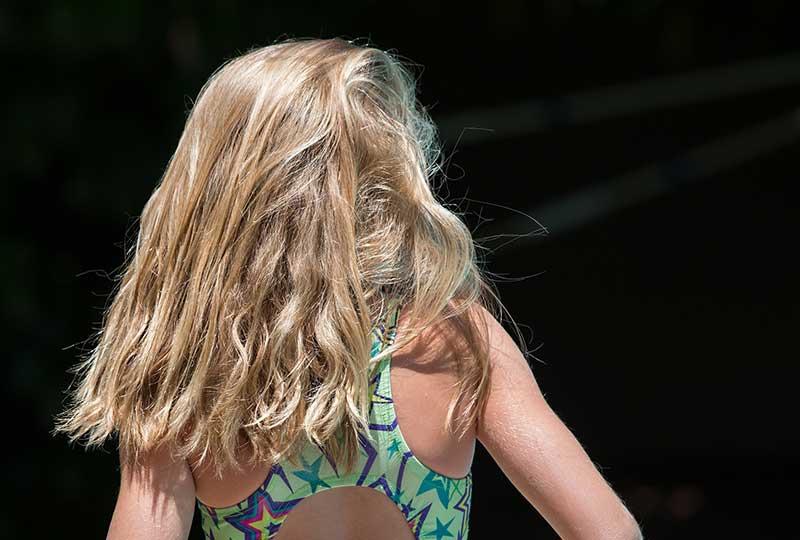 تعرض الشعر للإجهاد والإرهاق