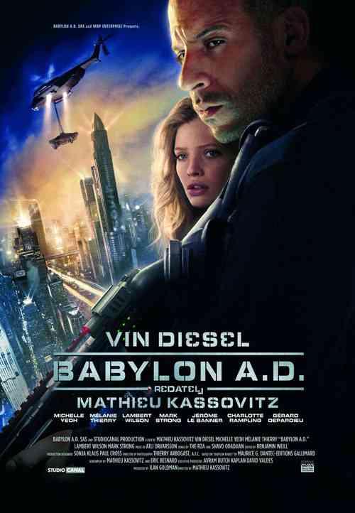 أفلام فان ديزل  فيلم Babylon A.D
