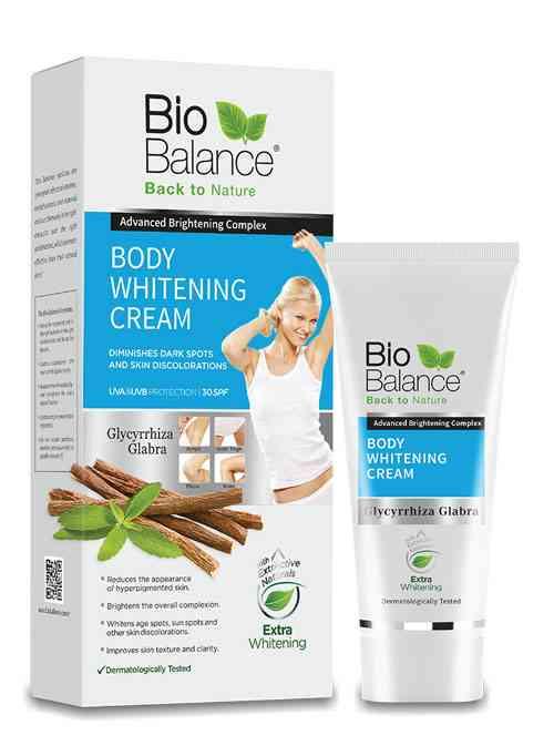 كريم Body Whitening Cream من Biobalance