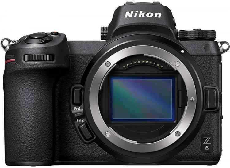 كاميرا Nikon Z6