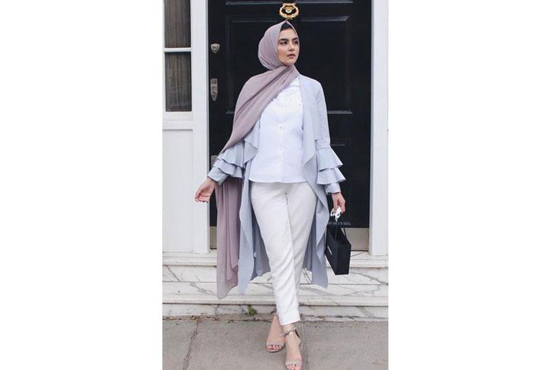 لفات حجاب سهلة وأنيقة