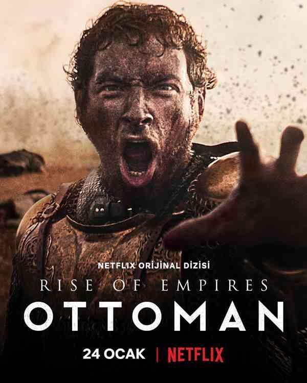 المسلسل التركي النهضة العثمانية The Rise of Empires: Ottoman