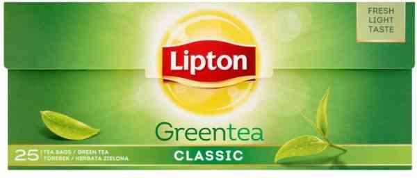 أفضل شاي أخضر ليبتون