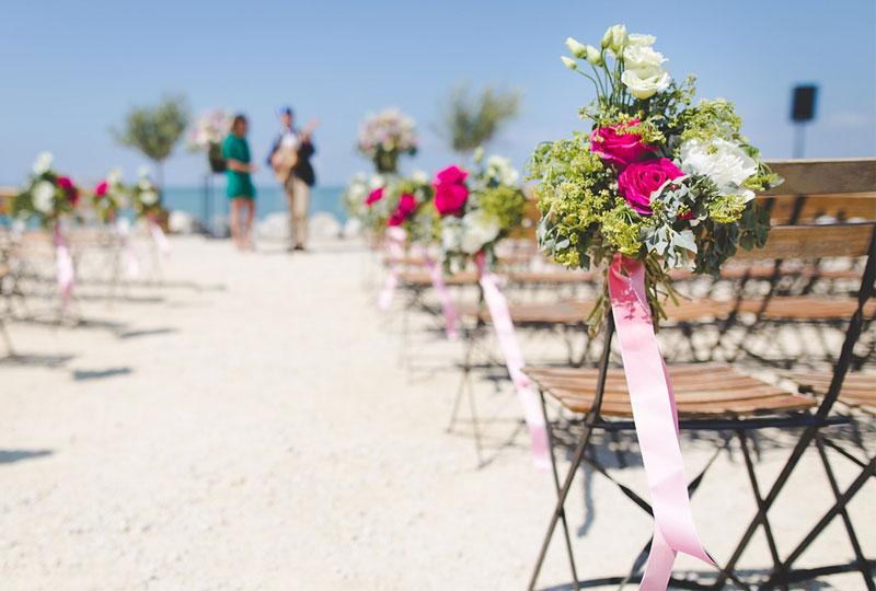 5 نصائح لزفاف بتكلفة منخفضة