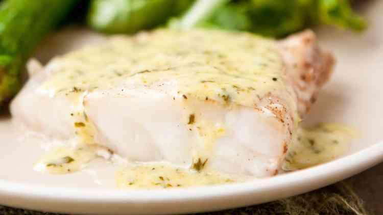 أكلات جديدة طريقة عمل السمك الفيليه بالكريمة والليمون