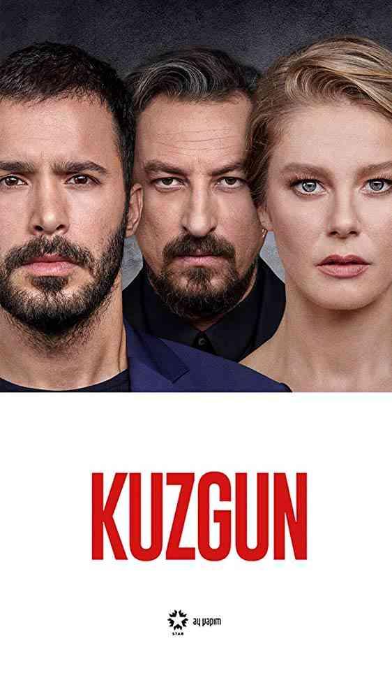 المسلسل التركي الغراب Kuzgun