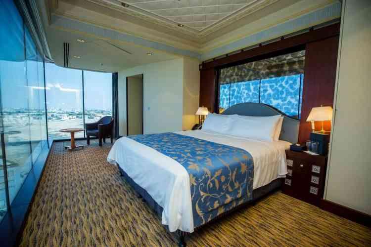 فنادق جدة على البحر فندق روز وود جدة