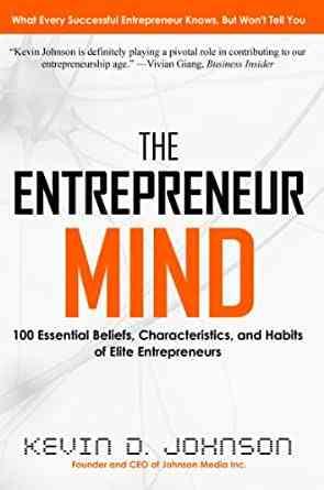 كتب ريادة الأعمال  كتاب The Entrepreneur Mind