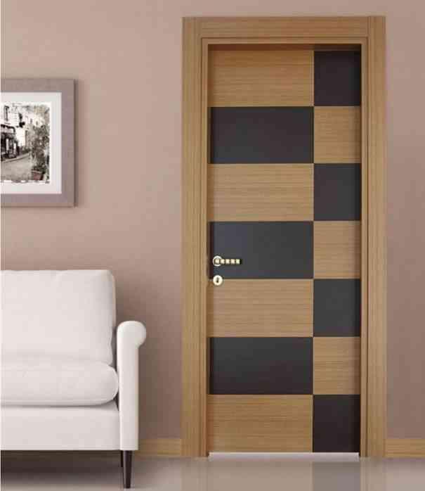 ألوان الدهان الخشب للأبواب