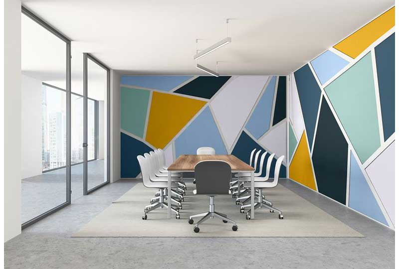 تنسيق ألوان الجدران بالصور