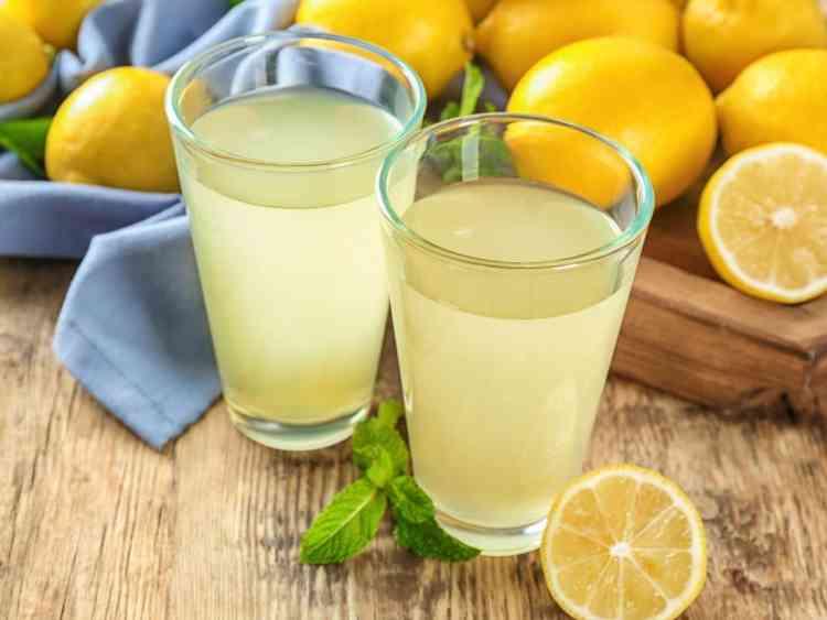 طريقة رجيم الليمون