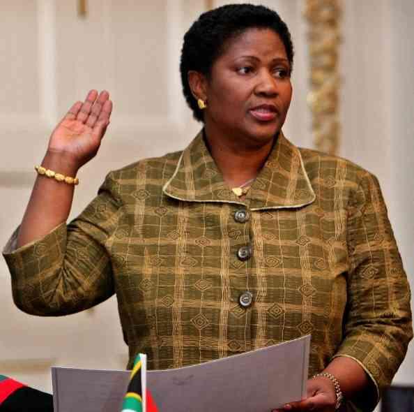 مديرة الأمم المتحدة للمرأة