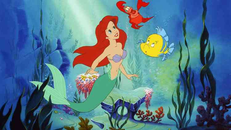 فيلم The Little Mermaid (1989)