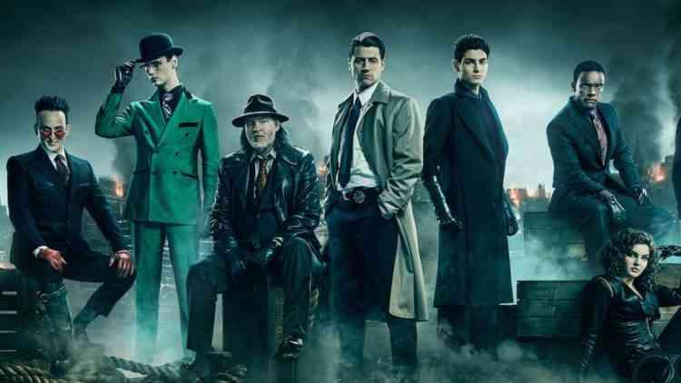 مسلسلات أكشن مسلسل Gotham