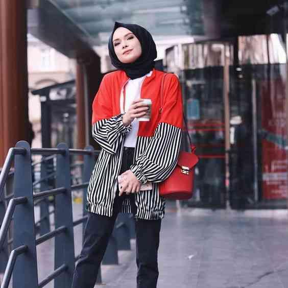 أزياء محجبات تركية كاجوال
