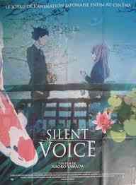 مسلسلات أنمي A Silent Voice