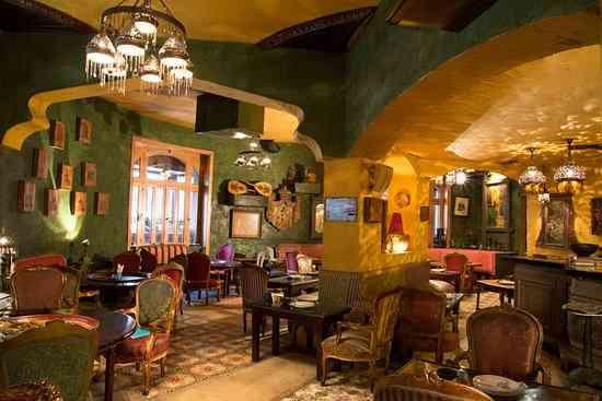 مطعم أبو السيد، أفضل مطاعم القاهرة