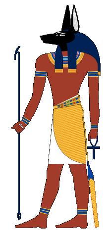 برج أنوبيس في الأبراج الفرعونية
