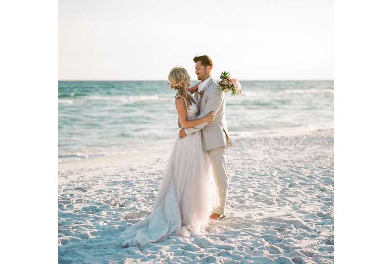 تحديد موعد الزفاف