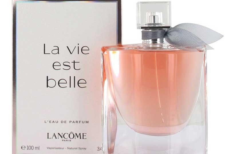 dd8084ff4 7- LANCÔME -La vie est Belle Perfume - عطر لافي بيل من لانكوم