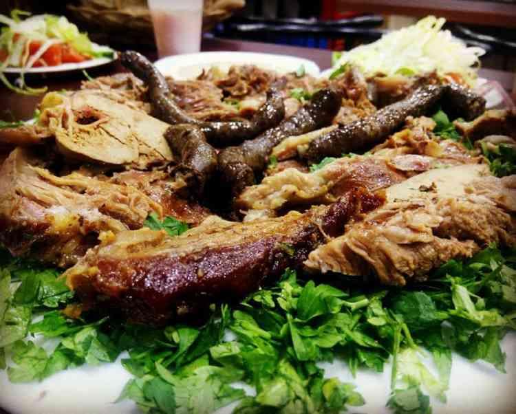 أفضل مطعم نيفة في القاهرة