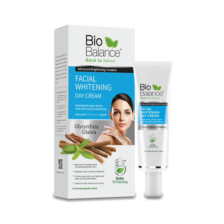 كريم Facial Whitening Day Cream من Biobalance
