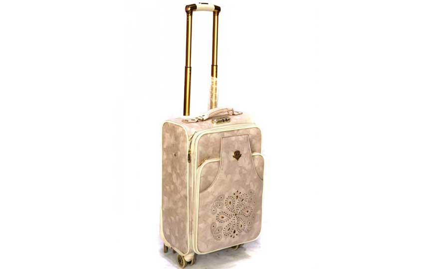 شنطة سفر ترولي