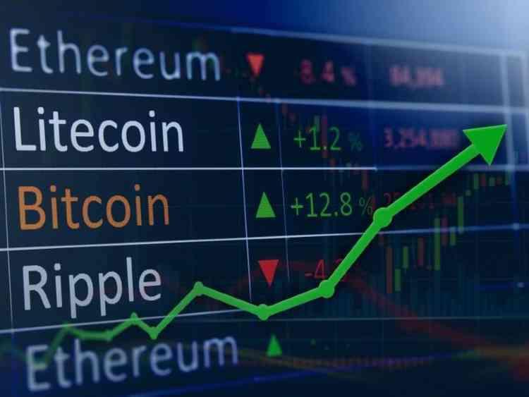 تداول العملات الرقمية