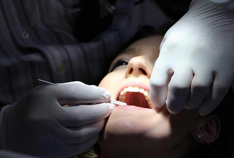 صحة الأسنان