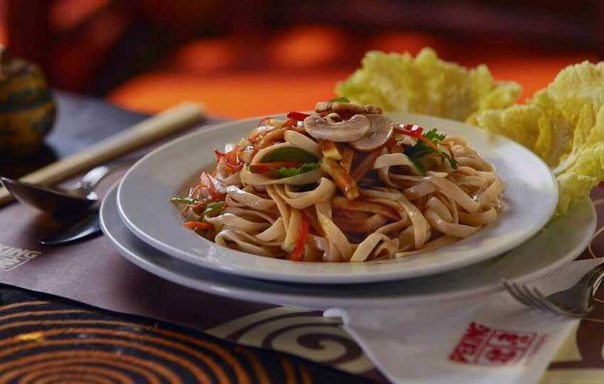 مطاعم صينية في القاهرة - مطعم بكين