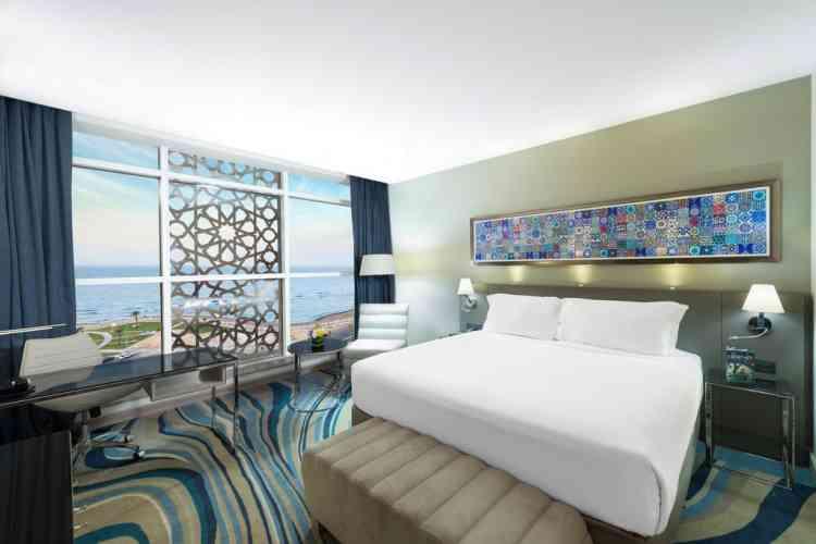 فنادق جدة على البحر فندق راديسون بلو جدة