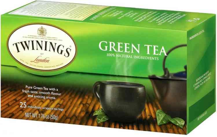 أفضل شاي أخضر تويننجز