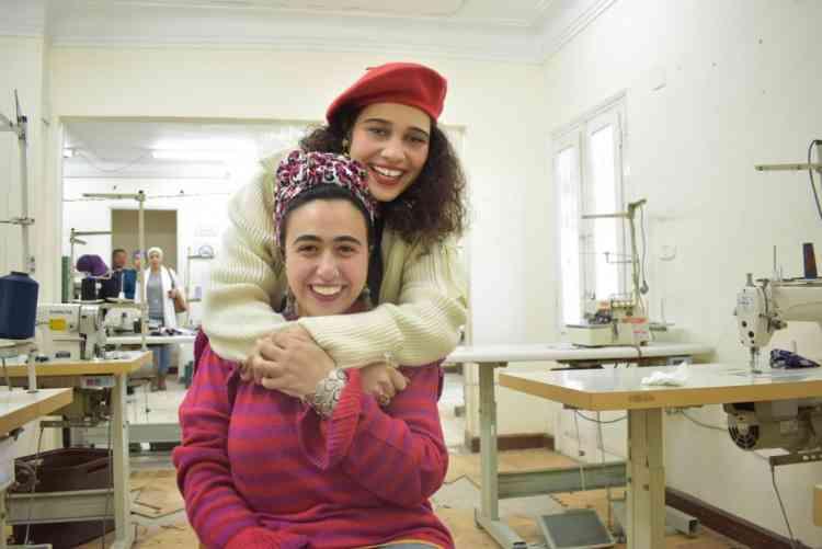 مشروع نورهان وهنا لمساعدة الغارمات