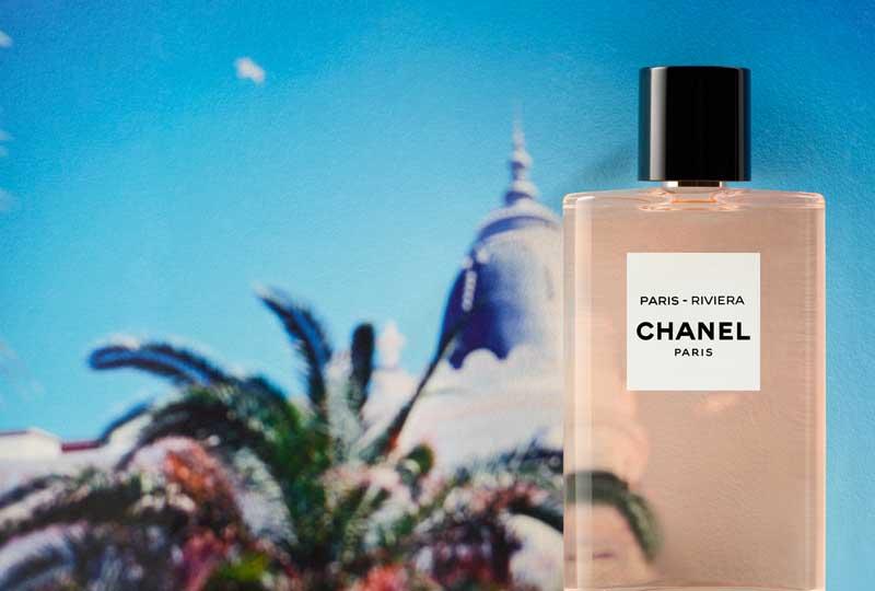 عطر شانيل الجديد 2019 - Les eaux de Chanel Paris Riviera