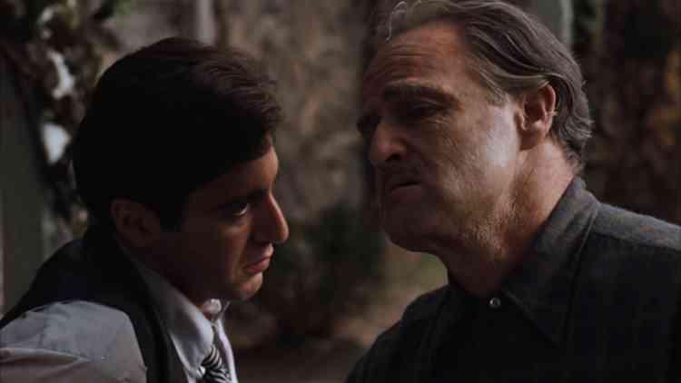 دروس من فيلم The Godfather