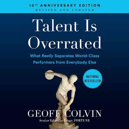 كتب تنمية بشرية كتاب Talent is Overrated