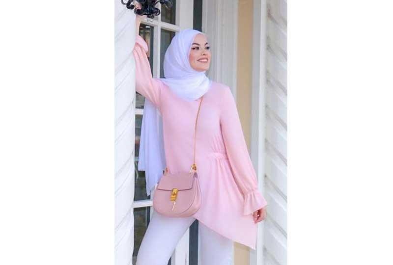 لفات حجاب عصرية