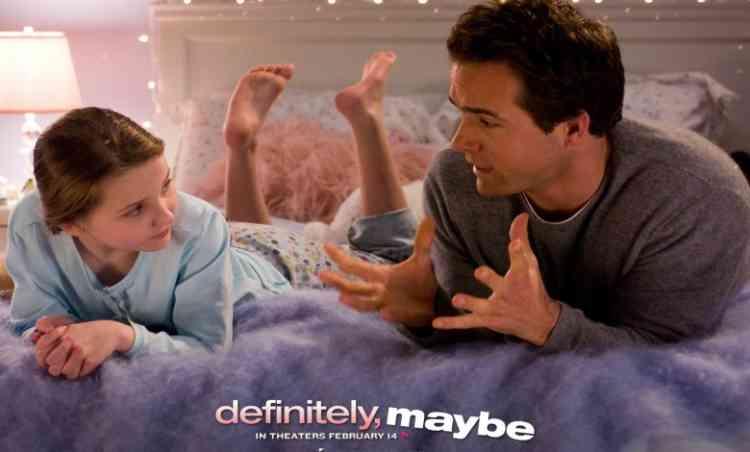 فيلم Definitely, Maybe (2008)