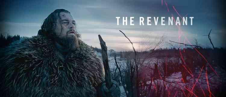 فيلم The Revenant ضمن قائمة أفلام اكشن