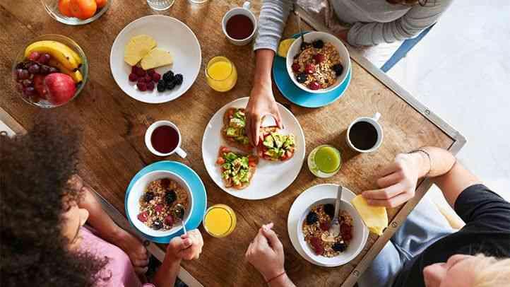 أكلات صحية يمكنها أن تزيد وزنك