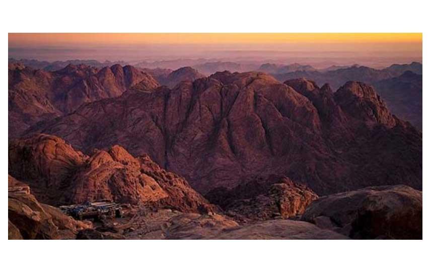 جبل موسى والوادي المقدس
