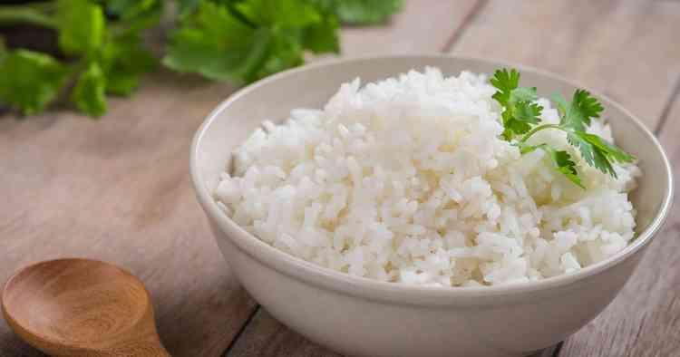 طريقة عمل الأرز المسلوق