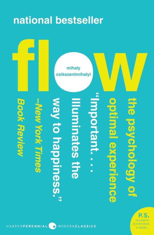 كتب تنمية بشرية كتاب Flow